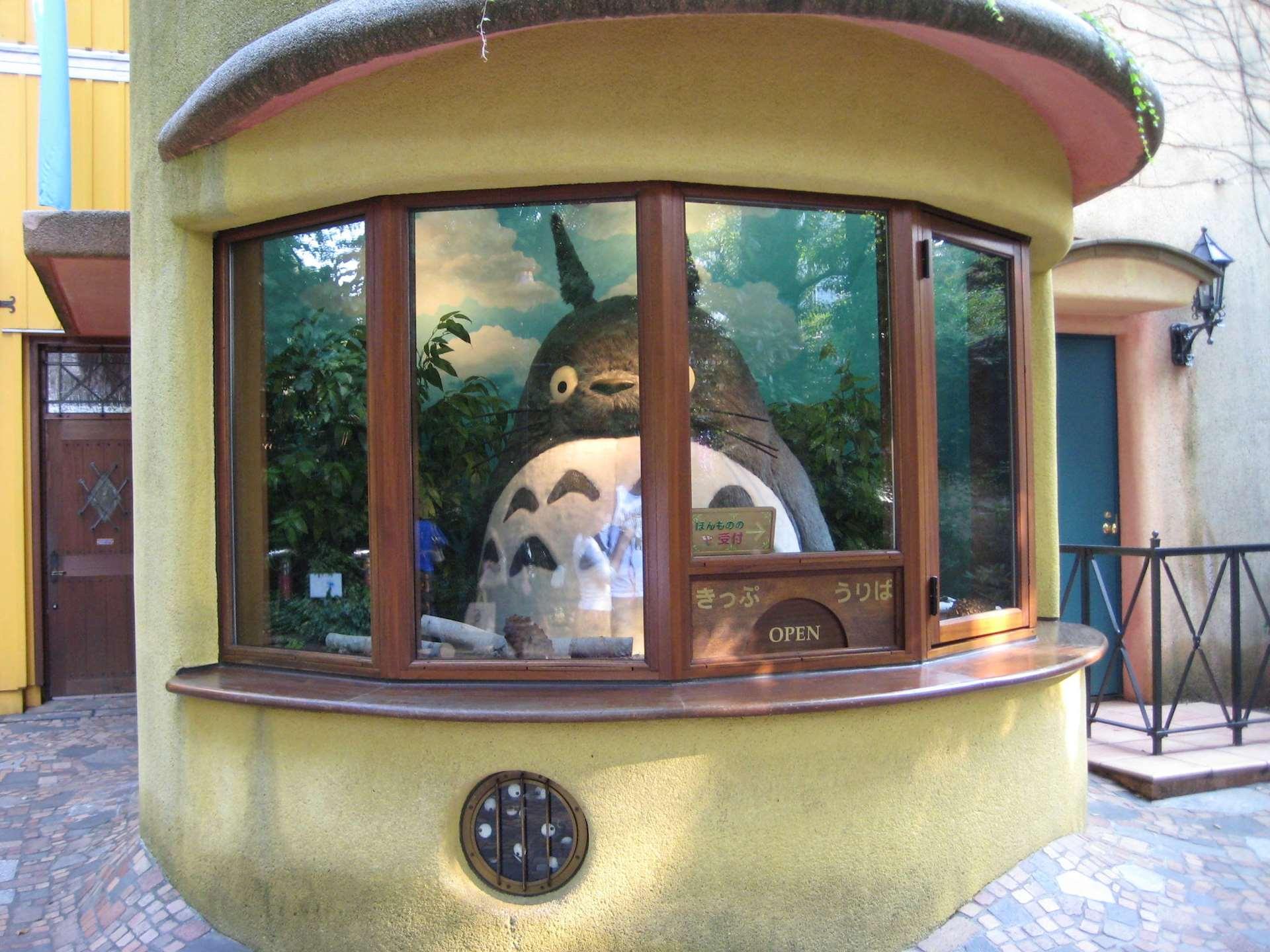 Visita al Museo Ghibli