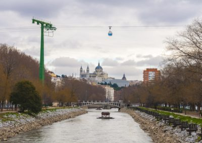 Teleferico Cable Car Madrid
