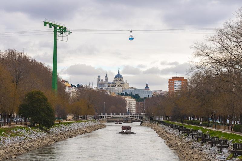 Teleferico Cable Car Madrid