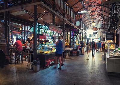 Madrid Market, Tapas and History Tour