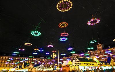 Illuminations Madrid Activities