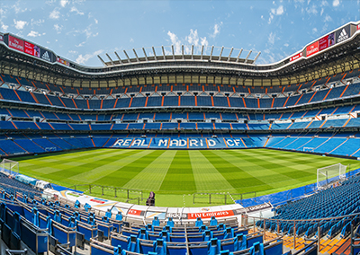 SANTIAGO BERNABEU TOUR - Adventure Japan Real Madrid