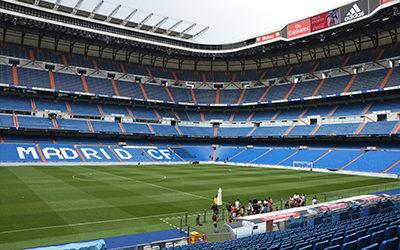 SANTIAGO BERNABEU TOUR - Adventure Japan Real Madrid