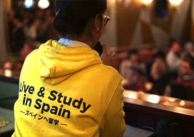 International Orientation Event Adventure Study Trip Spain