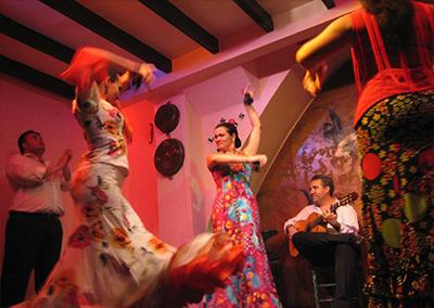 Flamenco lesson Spain