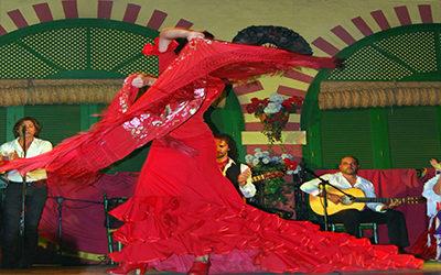 Flamenco Dancing Activity