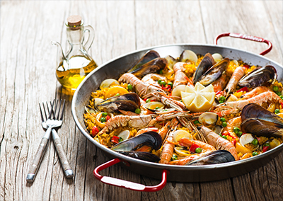 Taste of Spain Paella Cooking Lesson