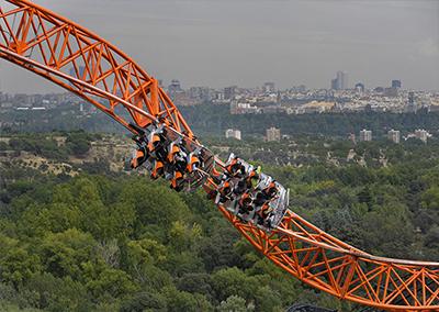 Amusement Park - Spain