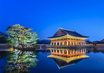 Corea in estate