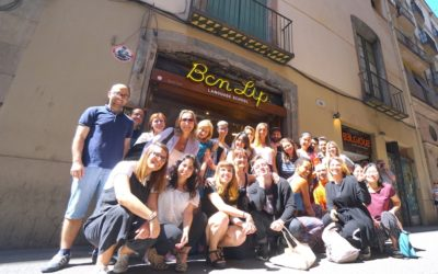 BNC Lip Barcelona Language School