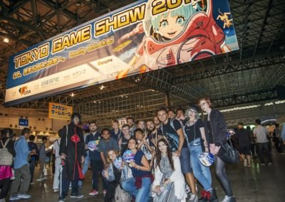 Tokyo Game Show event