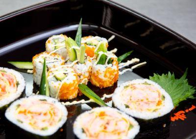 Laga egen sushi