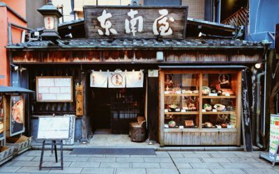 Come with us to find the best food in Japan
